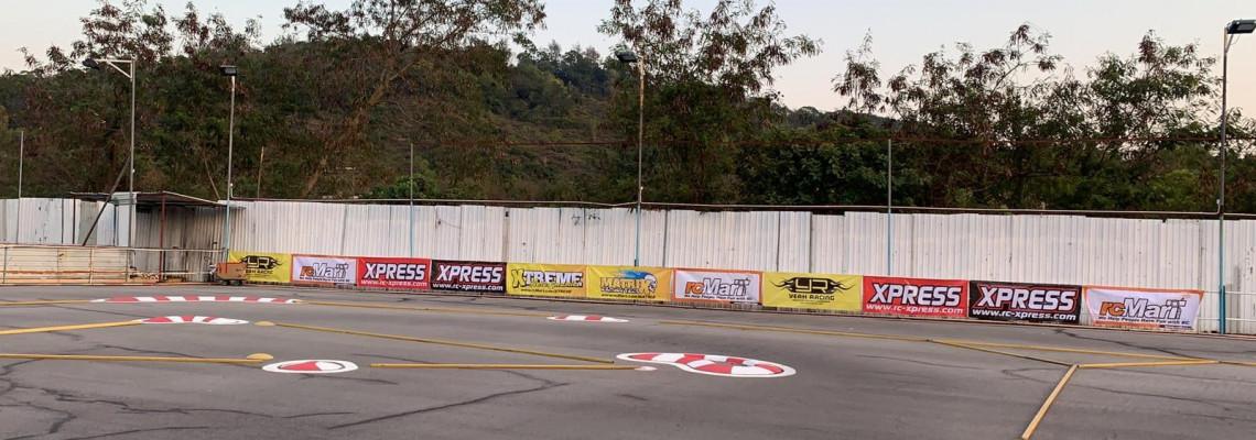 新Banners 已在TRC車場掛上