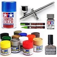 Paints & Supplies