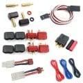 Wire, Plug & Connector