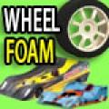 Foam Wheels 1:8