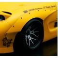 Drift car option body kit