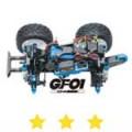 Tamiya GF01 Parts