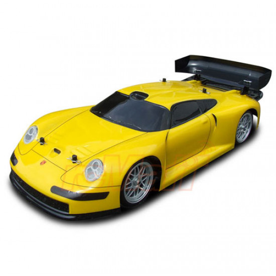 1:10 GT1-LM Body With GT Wing for 190mm M500GT Touring Pan Car