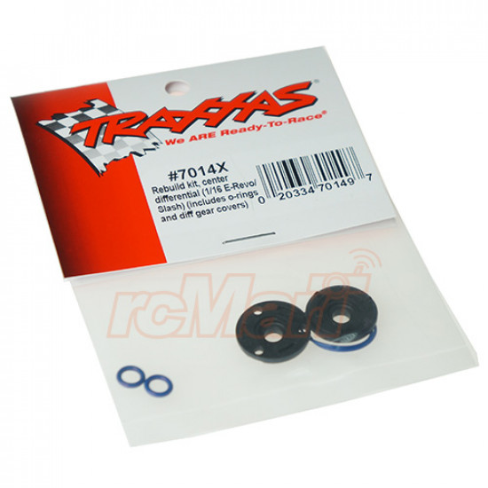 Center Differential Rebuild Kit (includes o-rings and diff gear covers)