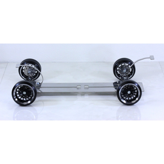 Display Chassis For 1/10 , 1/10 Mini RC Body Wheelbase 160 - 315mm