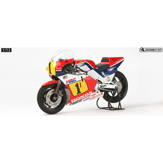 1/12 Scale Motorcycle Series Honda NSR500 1984 Edition Scale Model Kit