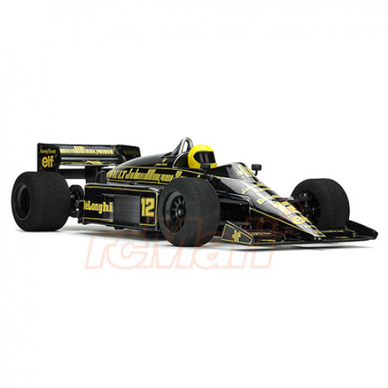 1/10 CRF-GT 2WD F1 Chassis Kit EP w/ Team Lotus Type 98T Body