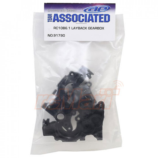 RC10B6.1 Layback Gearbox Set