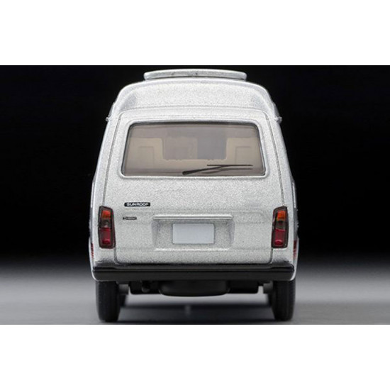 TOMYTEC Tomica Limited 1/64 Vintage NEO LV-N104c Toyota Town Ace Wagon Grand Extra Silver Diecast Scale Model Car