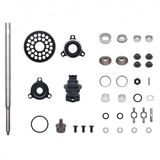 Gear Differential Set For 1/10 RC F1
