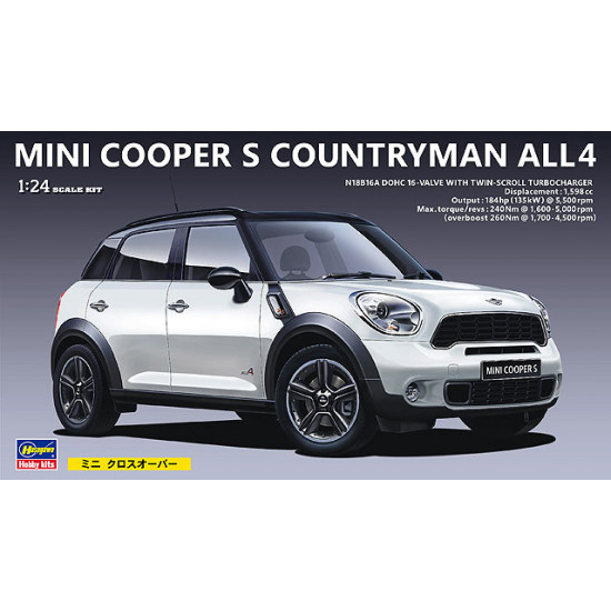 1/24 Mini Cooper Countryman