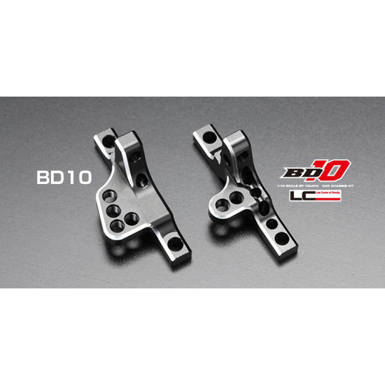 1/10 BD10LC Aluminum Chassis Competition 4WD Touring Car EP