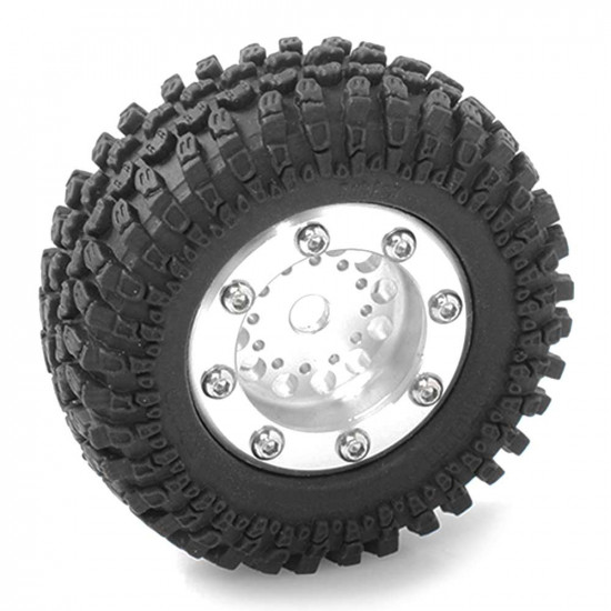 Rok Lox X3 Compound 1in Micro Comp Tires For RC Micro Crawler