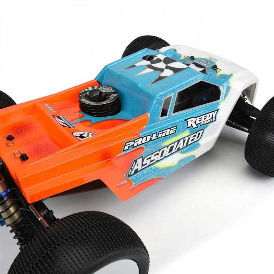 1/8 Axis T Clear Body Set For Team Associated RC8T3.2 RC8T3.2e