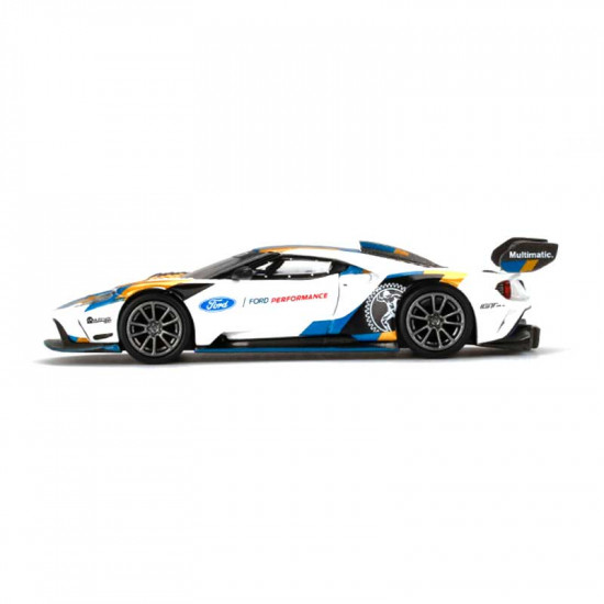 1/64 Ford GT MK II 2019 Goodwood Festival of Speed LHD Diecast Scale Model Car